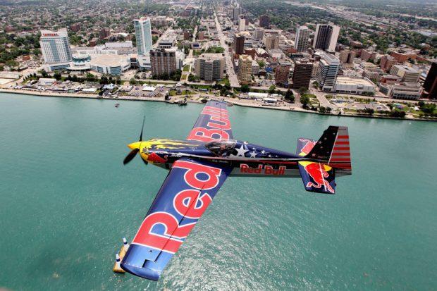 Лучшие фото от Red Bull
