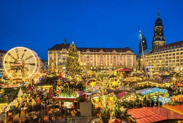Ёлка в Дрездене