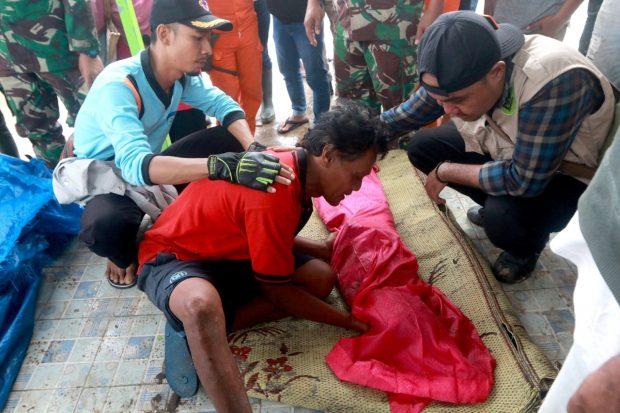 цунами в индонезии