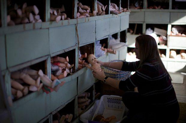 Больница для кукол в Сиднее