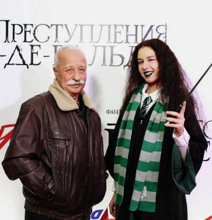 дочь Якубовича