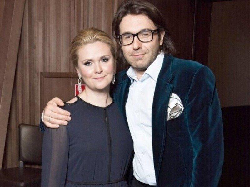 малахов с женой