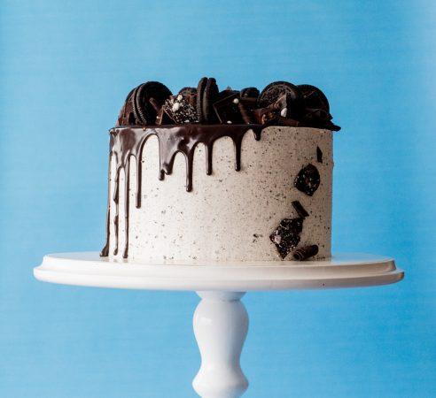 Орео на торте