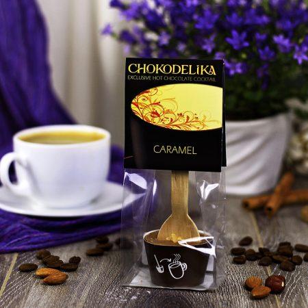 Chokodelika шоколад на ложке