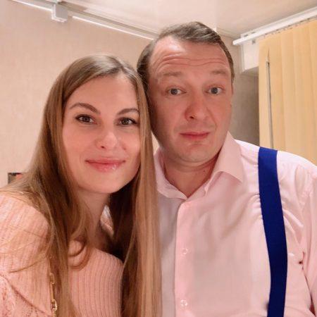 башаров и жена
