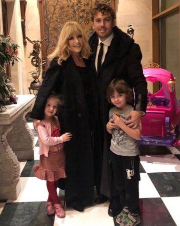 пугачева и семья