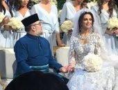 король Малайзии и «Мисс Москва»