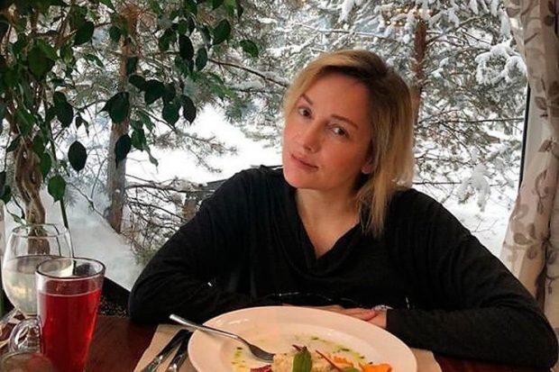 Татьяна Буланова без макияжа