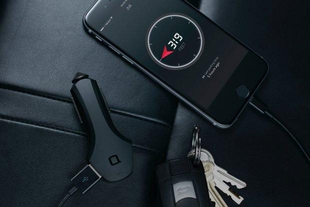 Устройство для зарядки телефона в автомобиле