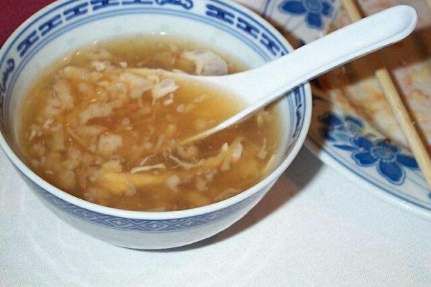 Суп из птичьих гнёзд
