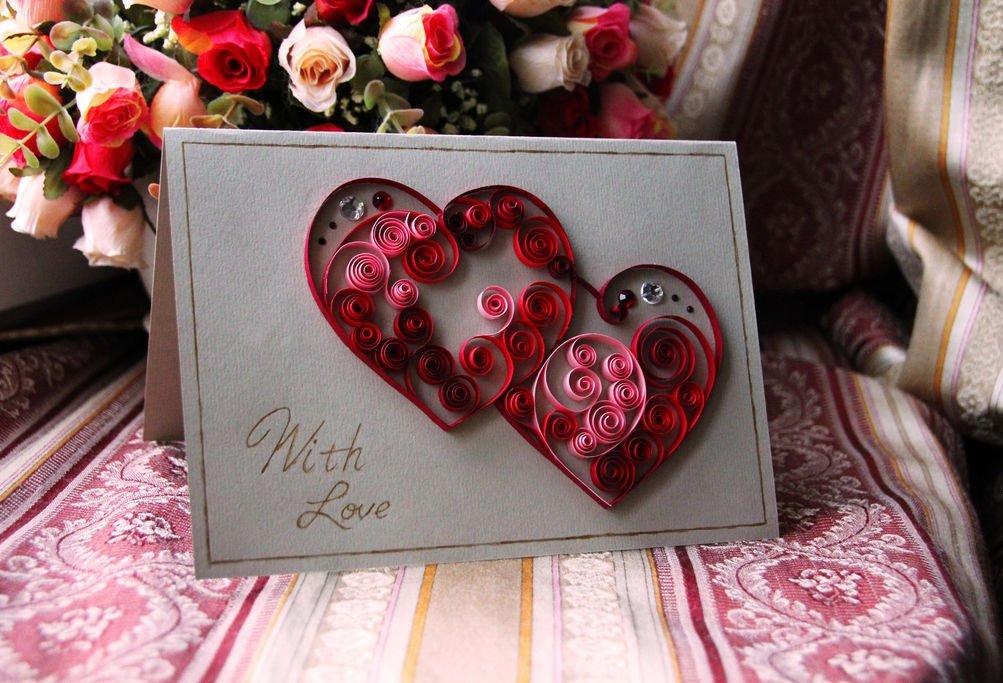 Открытки с днем влюбленных 14 февраля своими