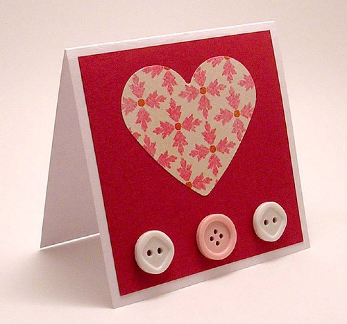 Подарок на день святого валентина открытки