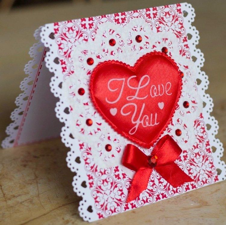 Необычные открытки в день святого валентина