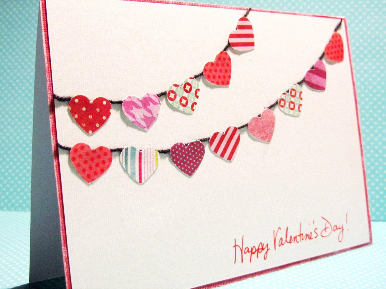 Очень простая открытка своими руками на день рождения, картинки