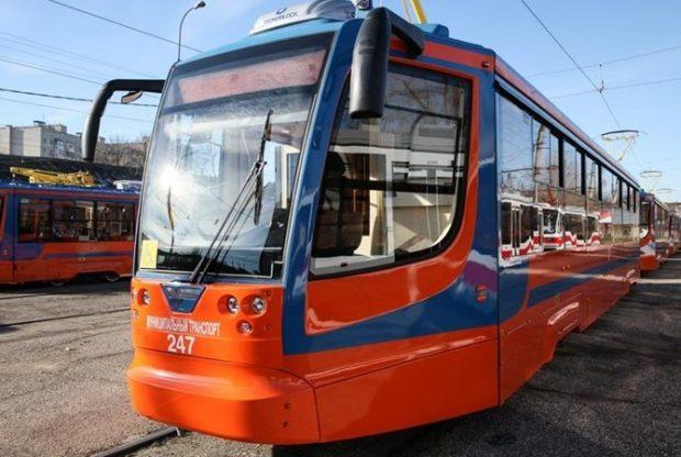 Россиянин арендовал трамвай