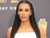 Ким Кардашьян поделилась жуткими фотографиями своего лица с псориазом