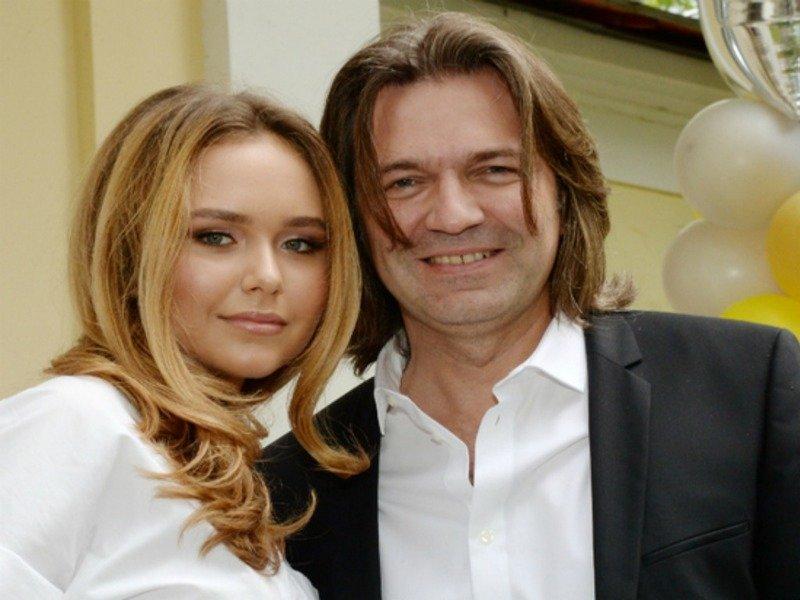 Дочь Дмитрия Маликова