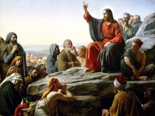 Иисус и его последователи