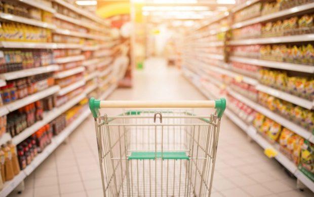 супермаркет закрытие