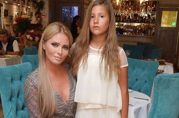 борисова с дочкой
