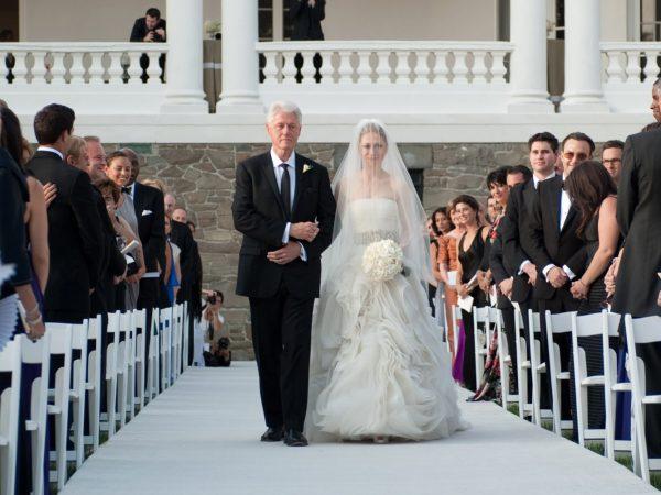 Платье Челси Клинтон