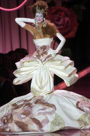 Эпатажное платье
