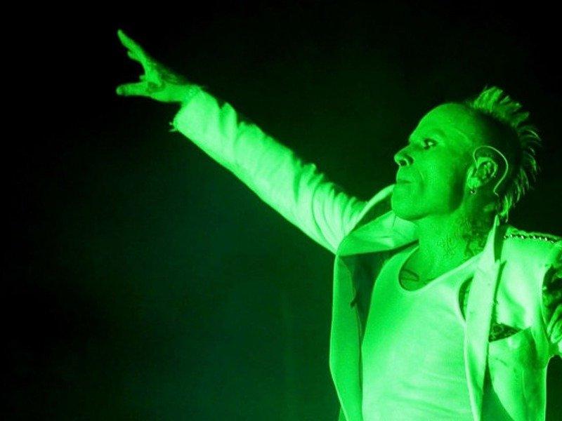 вокалист The Prodigy