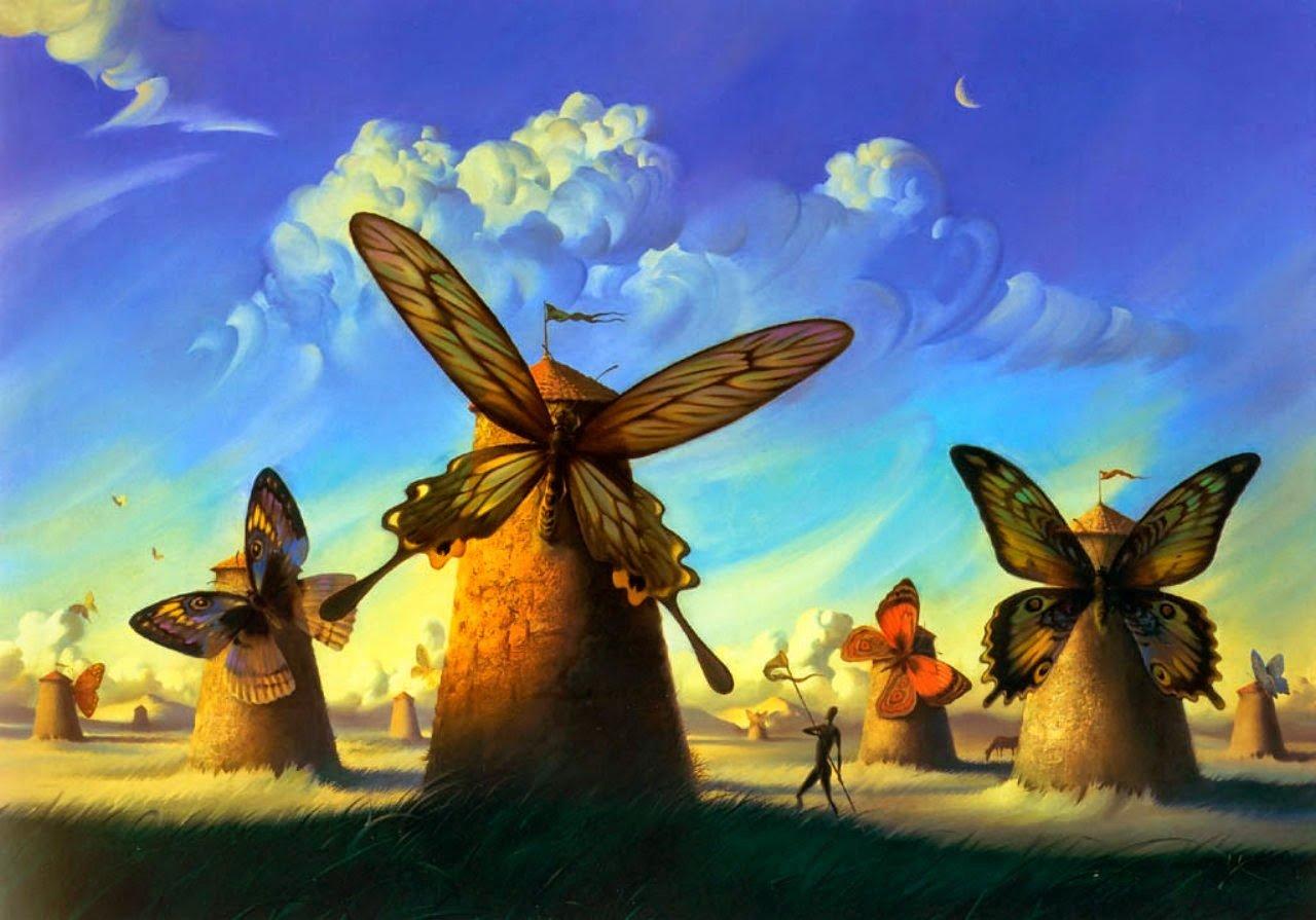 площадку неподалеку креативные картинки и метафоры представить, как видит
