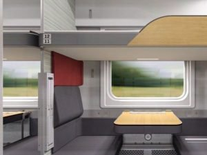 RZD opened ticket sales to updated second-class carriage