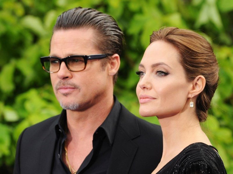 There will be no divorce: Angelina Jolie changed her mind