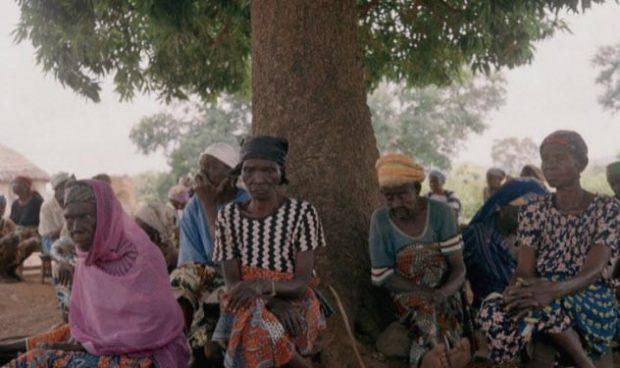 «Лагерь» для ведьм в Гане