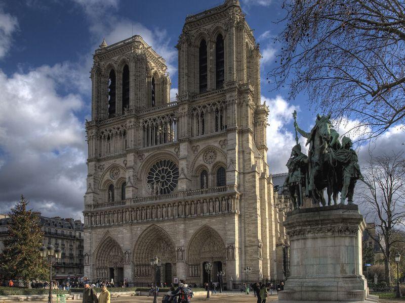 Notre Dame de Paris - Crónica y fotos