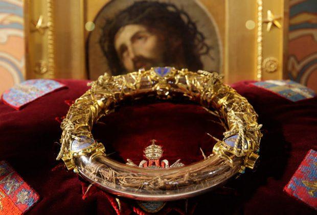 терновый венец иисуса христа