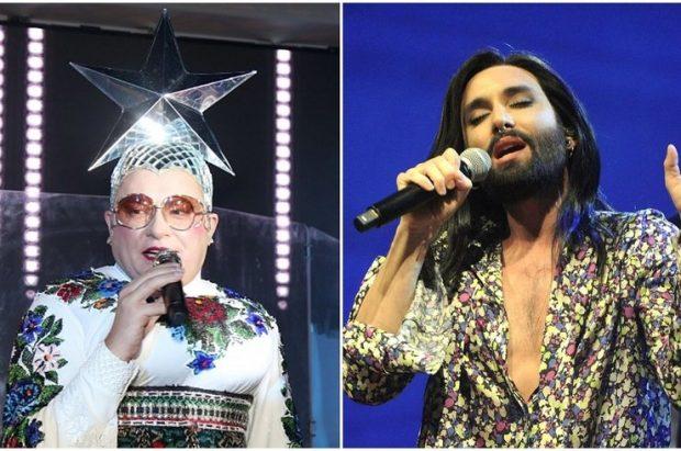 Verka Serduchka et Conchita Wust se produiront à l'Eurovision-2019