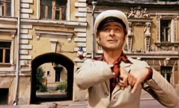 по местам съемок советских фильмов