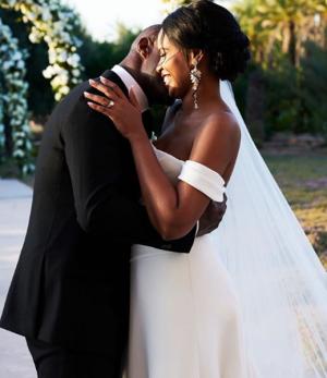 свадьба Идрис Эльба