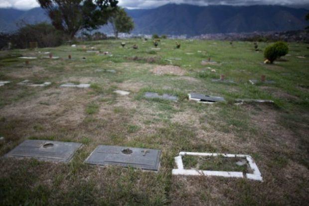 Венесуэльское кладбище