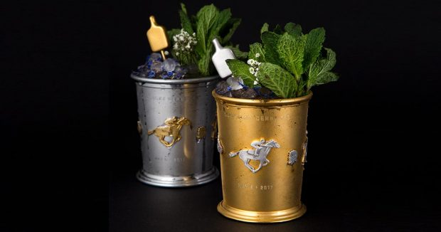Kentucky Derby's Special Mint Julep