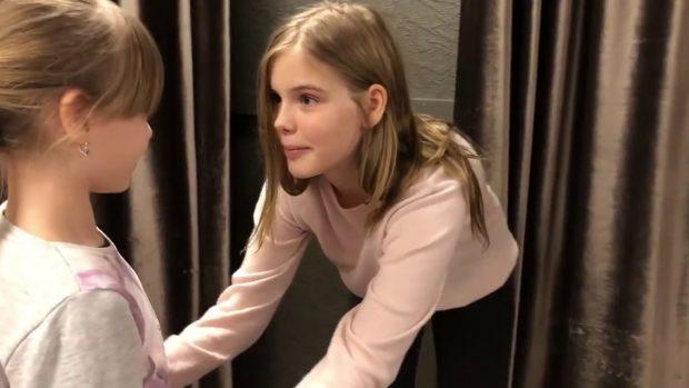 Дочь Александра Абдулова