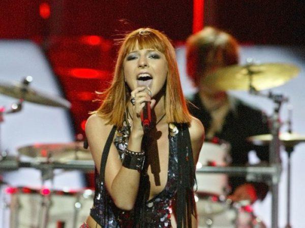 Наталья Подольская на Евровидении