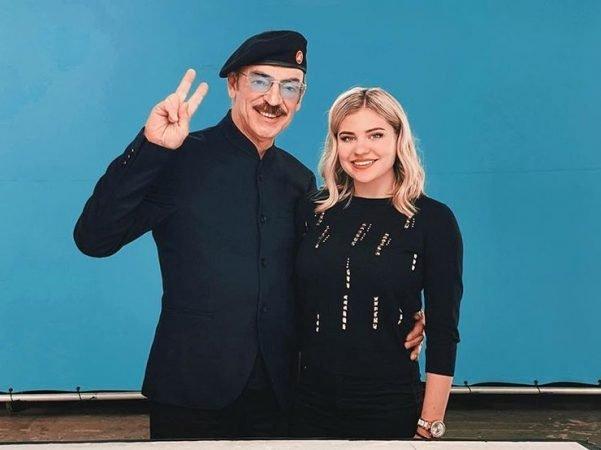 внучка Михаила Боярского