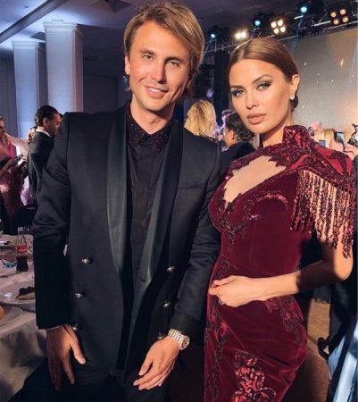 Джонатан Чебан и Виктория Боня