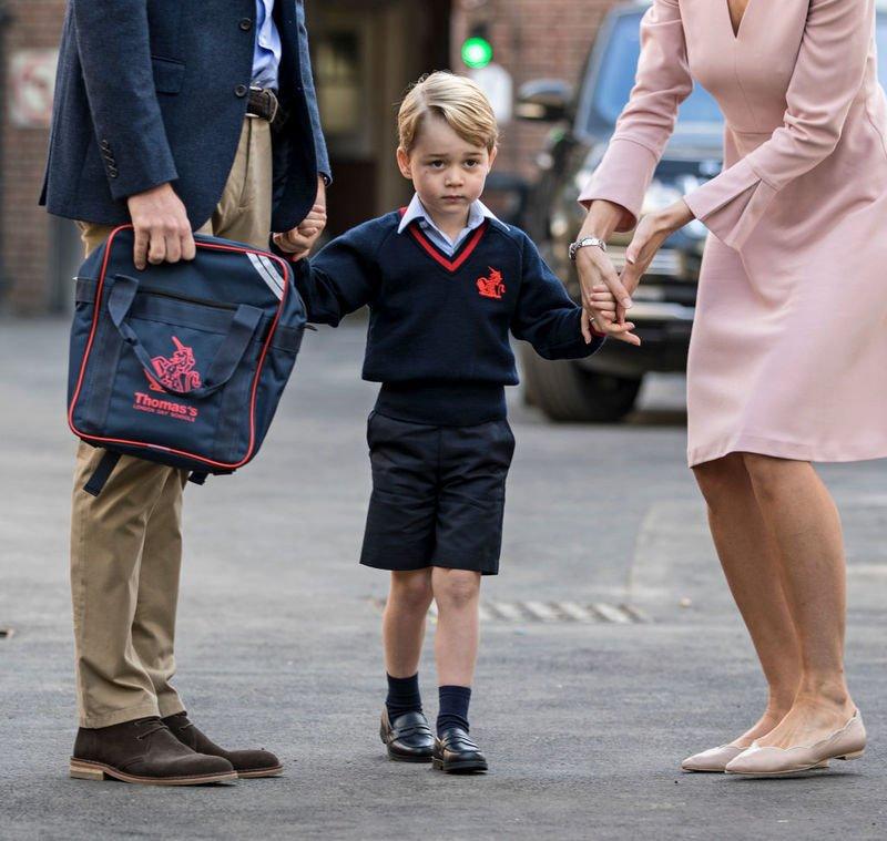 фото принца Джорджа