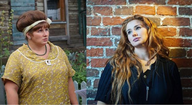 юлия куварзина до и после похудения