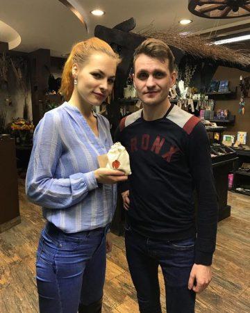 Российский ювелир подарил Леди Гаге серьги