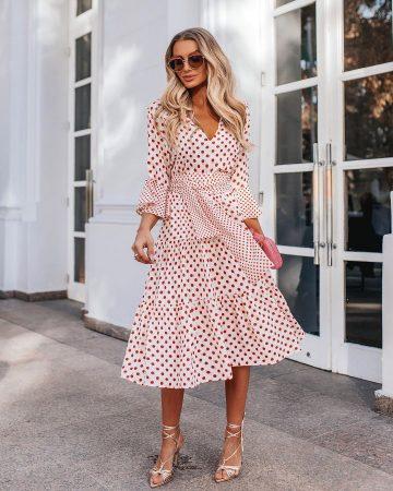 Модные платья осени 2019
