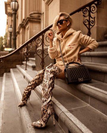 Модная обувь осени 2019