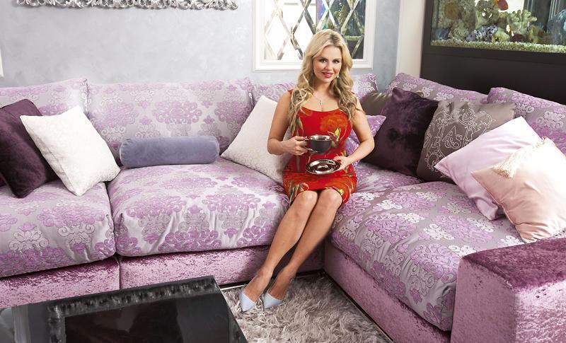 Семенович показала, с чем ее оставил бывший муж