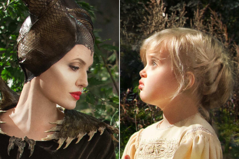 Родители и дети-актеры, которые нашли идеальный фильм, чтобы сняться вместе Знаменитости