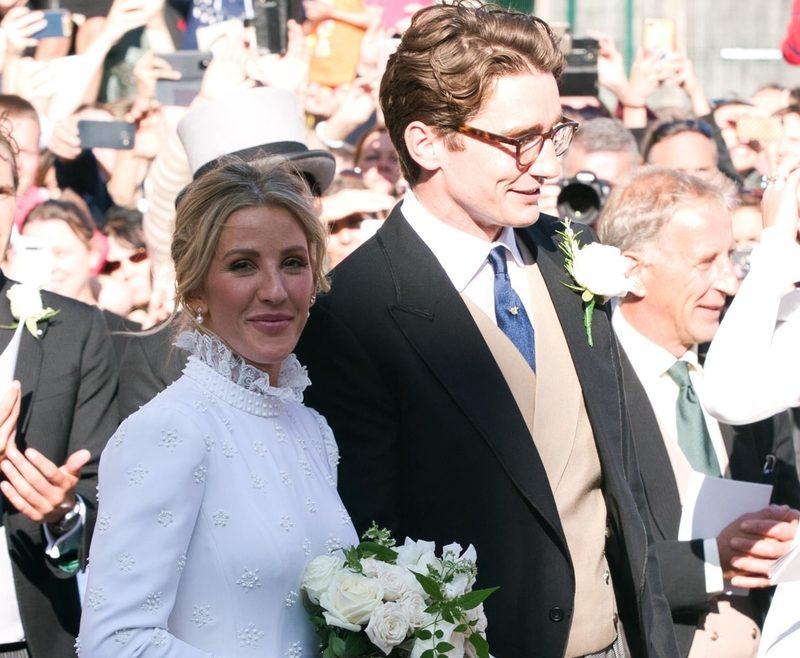 Бывшая возлюбленная принца Гарри вышла замуж